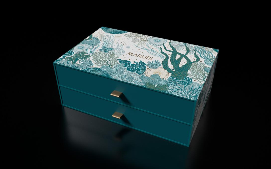 化妆品包装盒设计