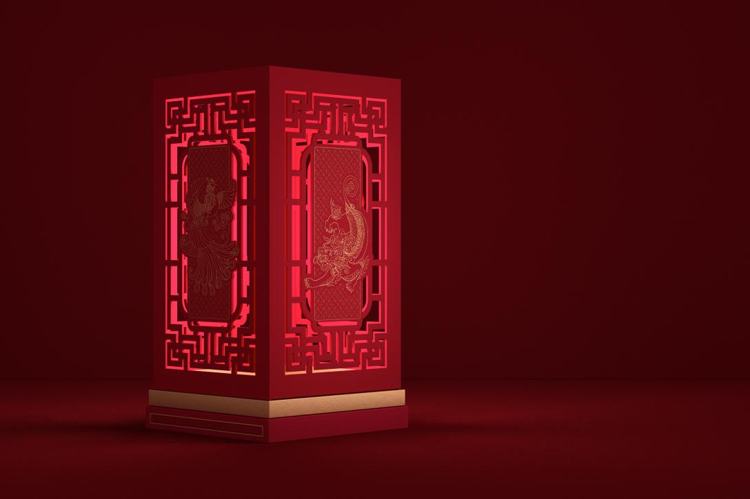 红酒礼盒设计